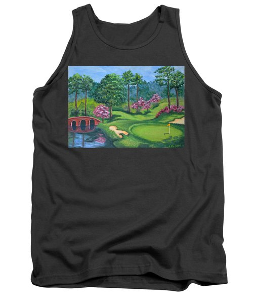 18th Hole Tank Top
