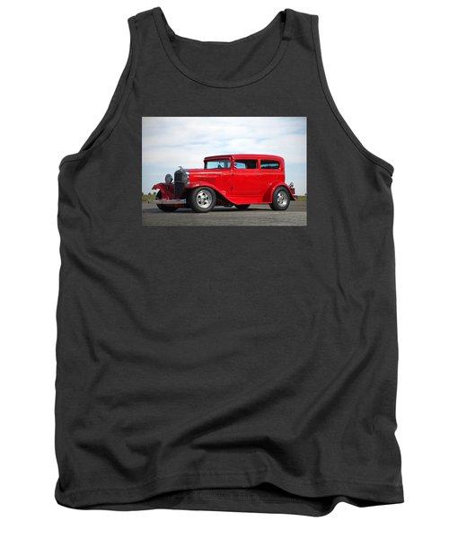 1930 Chevrolet Sedan Tank Top