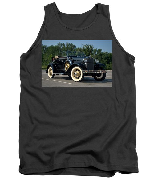 1931 Ford Model A Roadster Tank Top by Tim McCullough