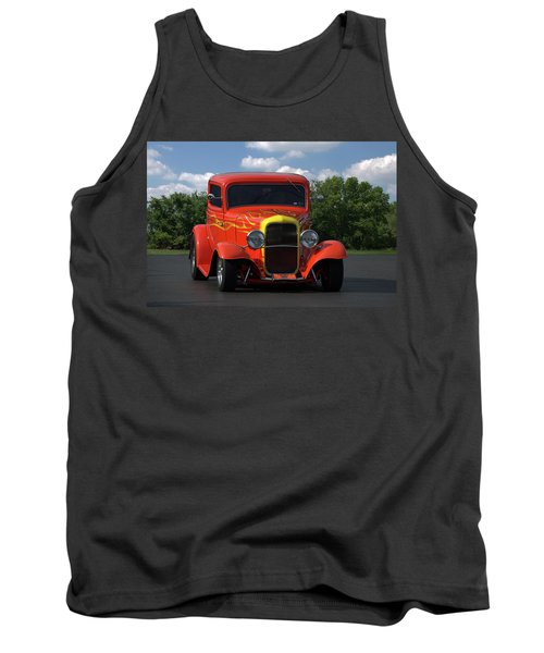 1932 Ford Lil Deuce Coupe Tank Top