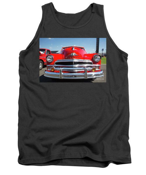 1950 Plymouth Automobile Tank Top by Kevin McCarthy