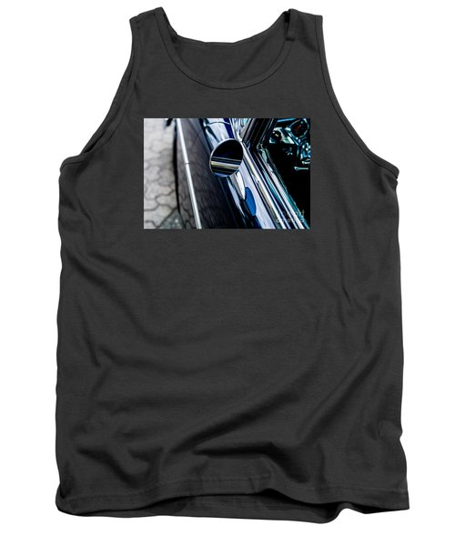 Tank Top featuring the photograph 1950s Chevrolet by M G Whittingham