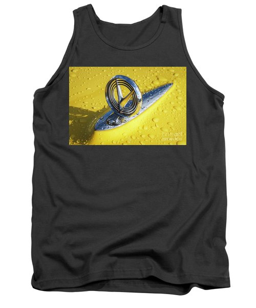 Tank Top featuring the photograph 1955 Buick Hood Ornament by Dennis Hedberg