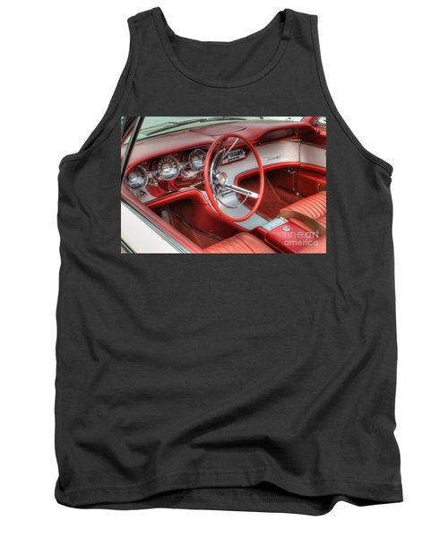 1962 Thunderbird Dash Tank Top
