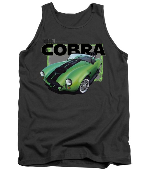 1965 Shelby Cobra Tank Top