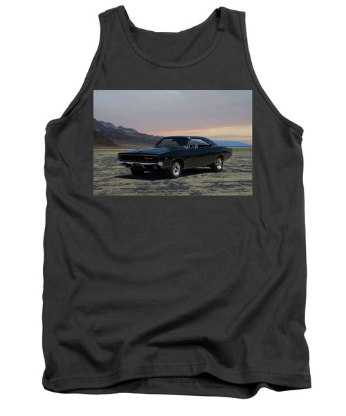 1968 Dodge Charger Rt 440 Tank Top