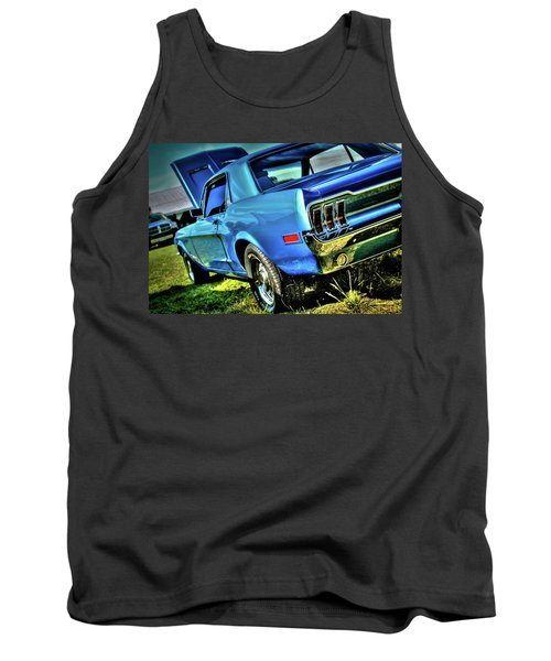 1968 Ford Mustang Tank Top
