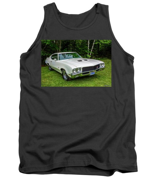 1971 Buick Skylark Gs Tank Top