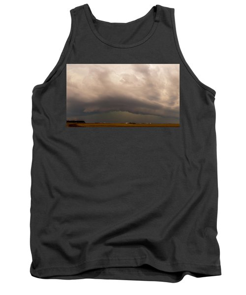3rd Storm Chase Of 2015 Tank Top