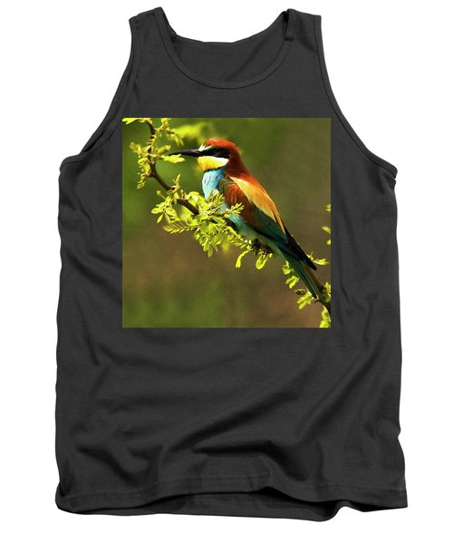 Bee Eater Tank Top