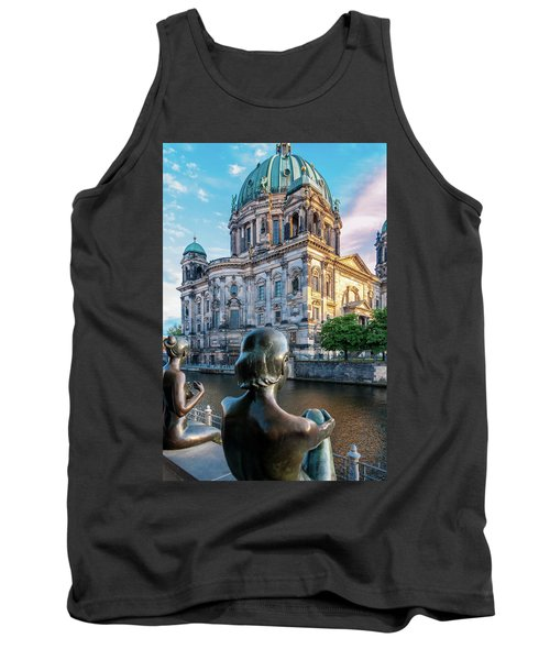 Berlin Tank Top by Stavros Argyropoulos