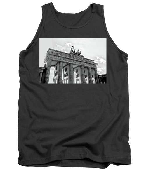 Brandenburg Gate - Berlin Tank Top