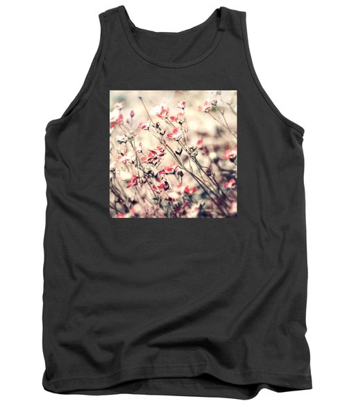 Carefree Tank Top by Bonnie Bruno