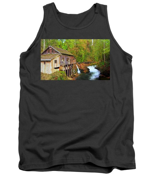 Cedar Creek Grist Mill Tank Top