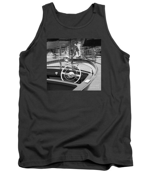 1950's Sportsman Tank Top