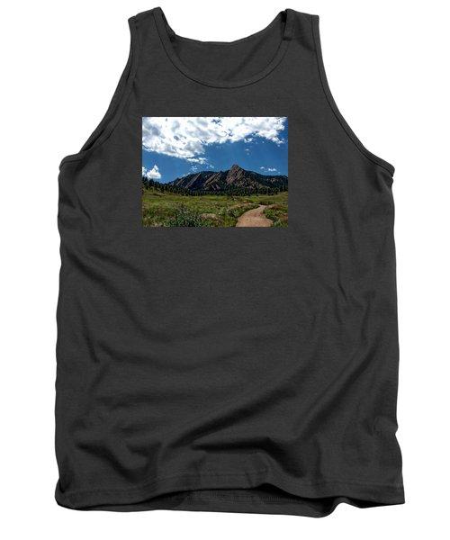 Colorado Landscape Tank Top