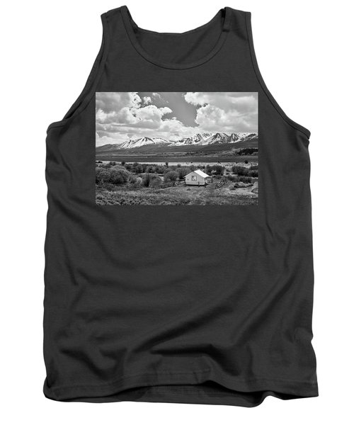 Colorado Mountain Vista Tank Top by L O C