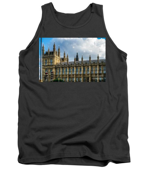 Construction Going On  Tank Top
