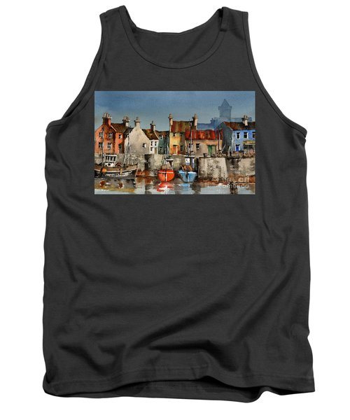 Dingle Harbour, Kerry Tank Top