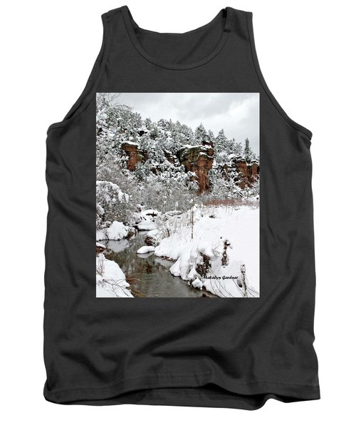 East Verde Winter Crossing Tank Top