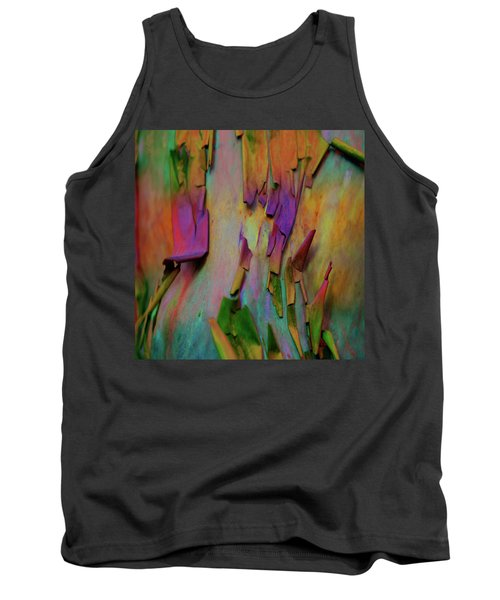 Fearlessness Tank Top by Richard Laeton