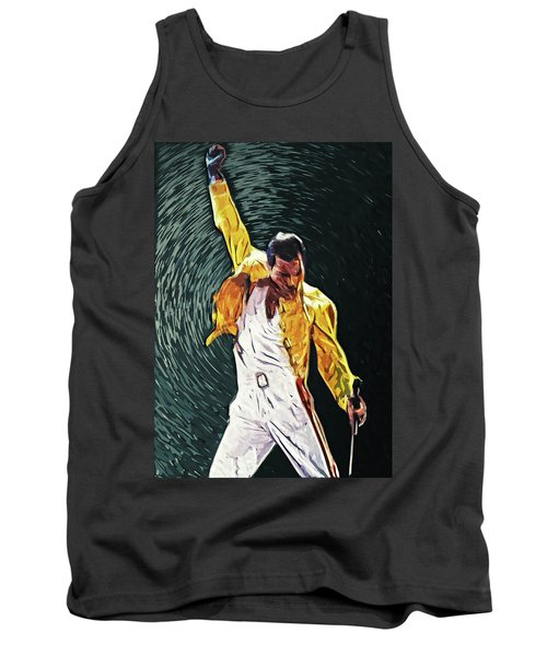 Freddie Mercury Tank Top