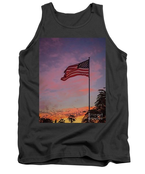 Tank Top featuring the photograph Freedom by Robert Bales