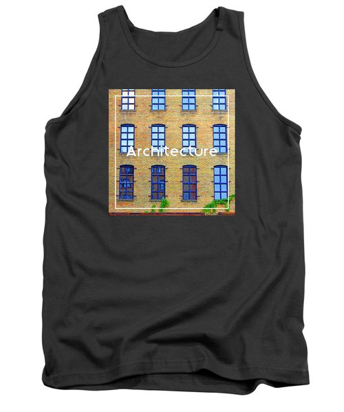 Gallery Icon Tank Top