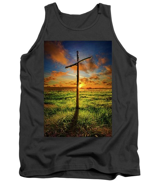 Tank Top featuring the photograph Good Friday by Phil Koch