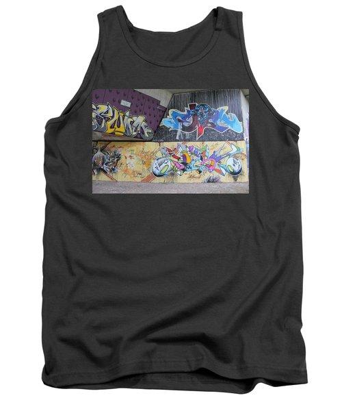 Graffiti Tank Top