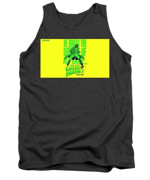 Green Hornet Tank Top