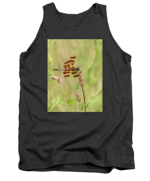 Halloween Pennant Tank Top