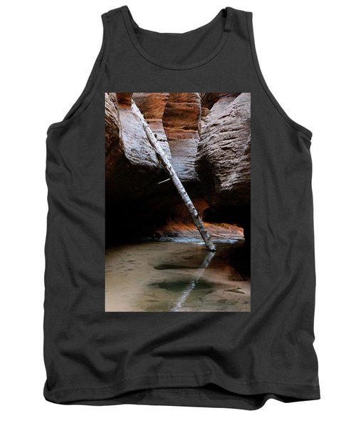 Hanging By A Moment Tank Top