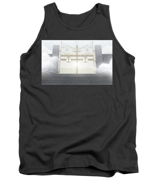 Heavens Gates Tank Top