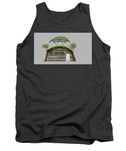 House Tank Top by Bogdan Floridana Oana