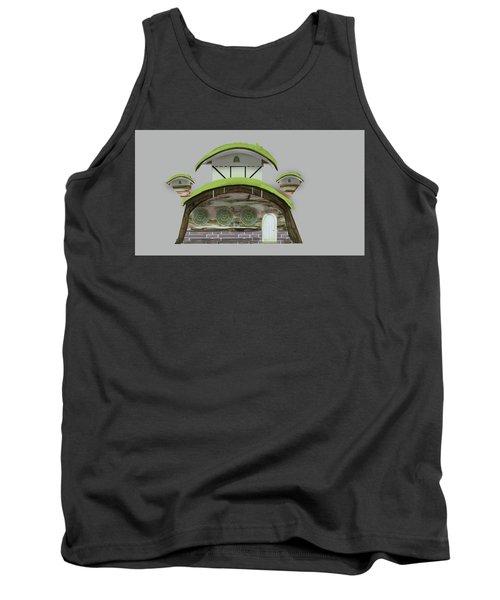 House Tank Top