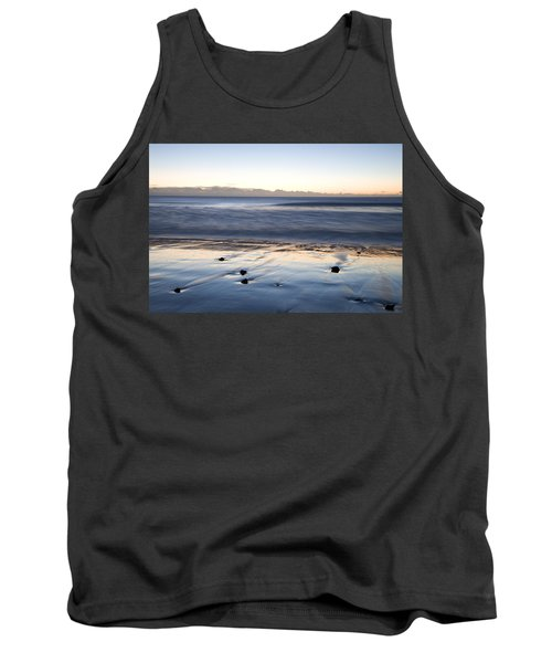 Tank Top featuring the photograph Irish Dawn by Ian Middleton