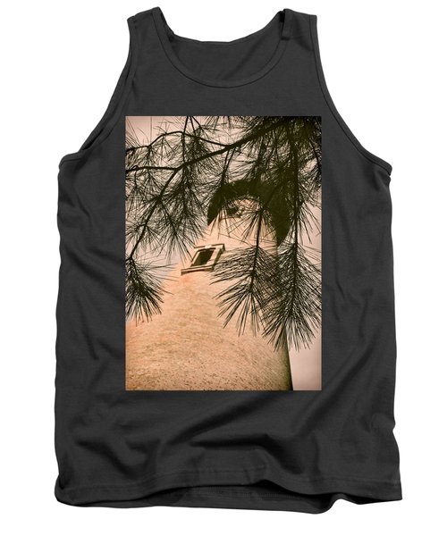 Island Lighthouse Tank Top by JAMART Photography