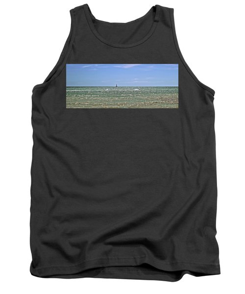 Key West Cover Photo Tank Top
