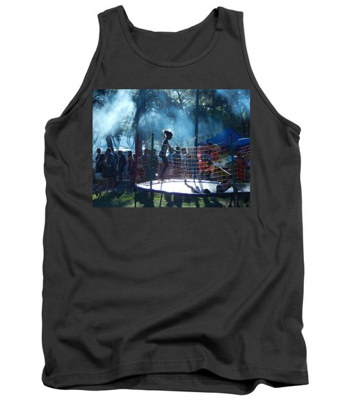 Tank Top featuring the photograph Monday Monday by Beto Machado