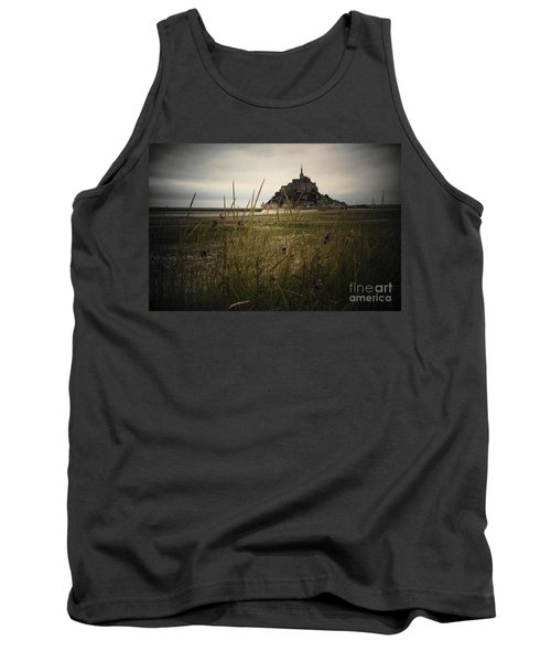 Mont St Michel Tank Top