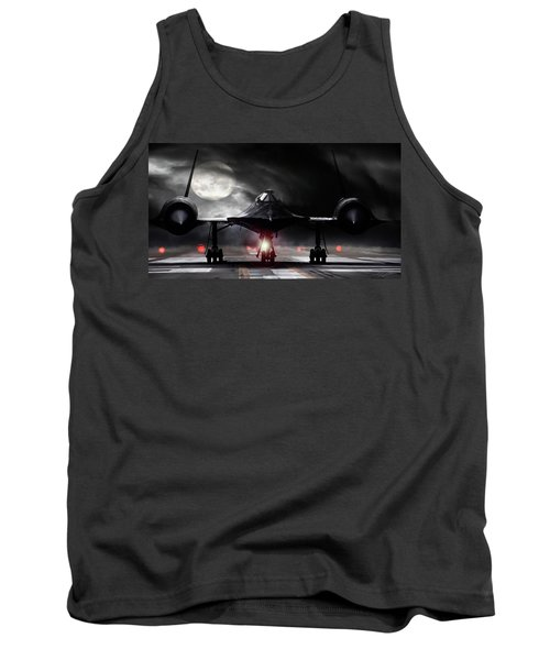 Night Moves Tank Top by Peter Chilelli