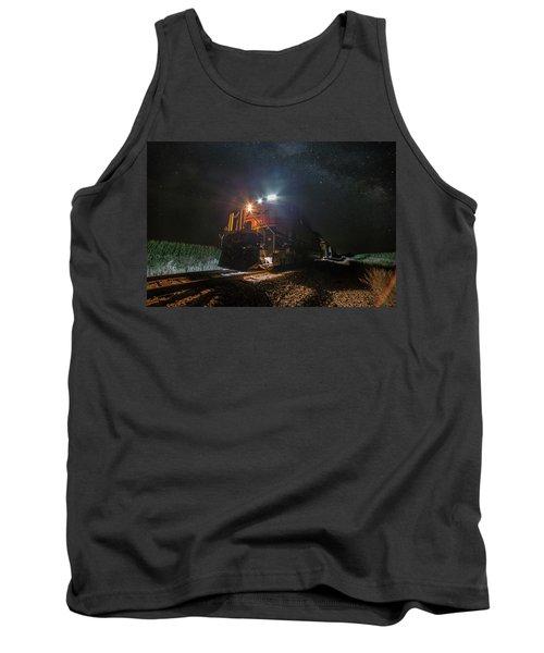 Night Train  Tank Top
