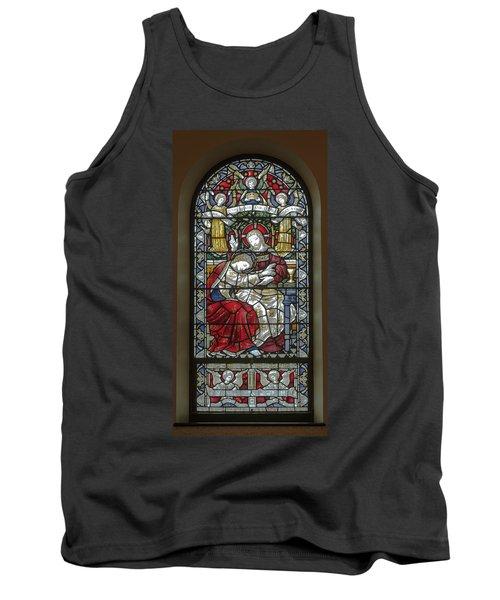 Saint Anne's Windows Tank Top