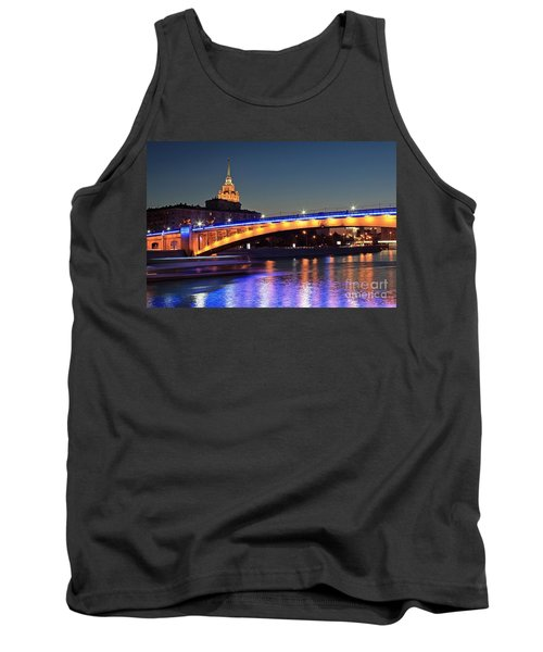 Moscow River Tank Top
