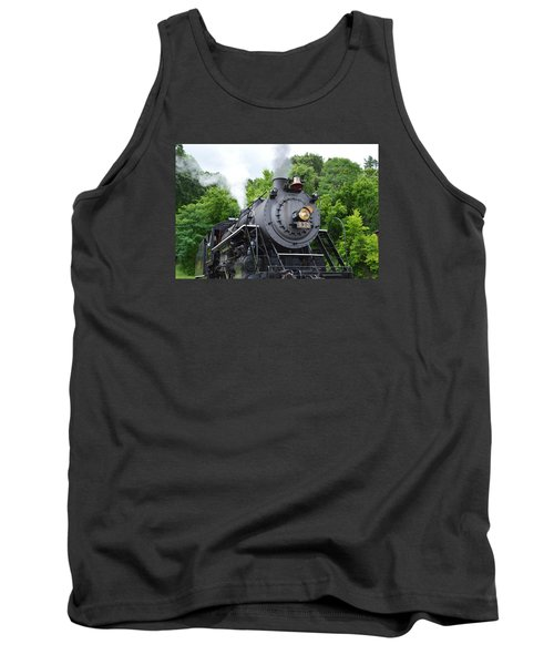 Steam Engline Number 630 Tank Top