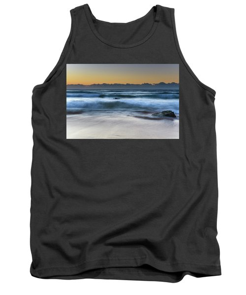 Sunrise By The Sea Tank Top