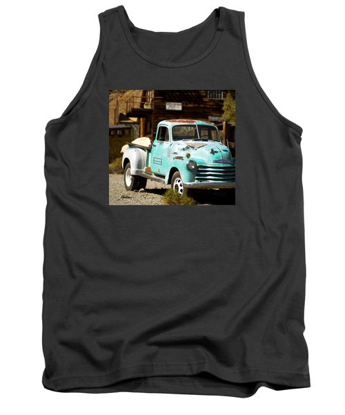 Techatticup Mine Ghost Town Nv Tank Top