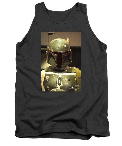 The Real Boba Fett Tank Top