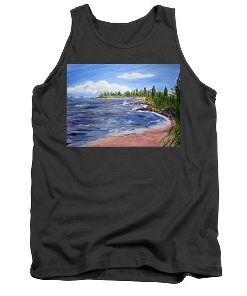 Trixies Cove Tank Top